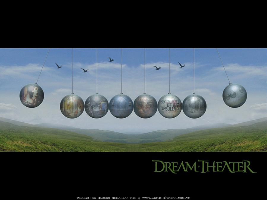 COVER DREAM THEATER AWAKE